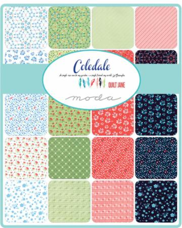 Moda Jelly Roll - Coledale by Franny & Jane