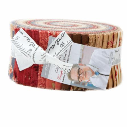 Moda Jelly Roll - Collections Compassion by Howard Marcus
