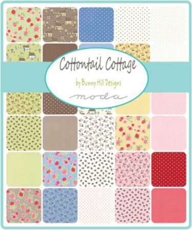 Moda Layer Cake - Cottontail Cottage by Bunny Hill Designs