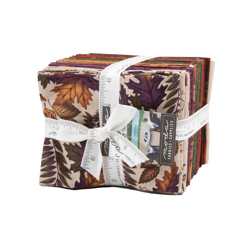 Moda Fat Quarter Bundle - Country Charm by Holly Taylor