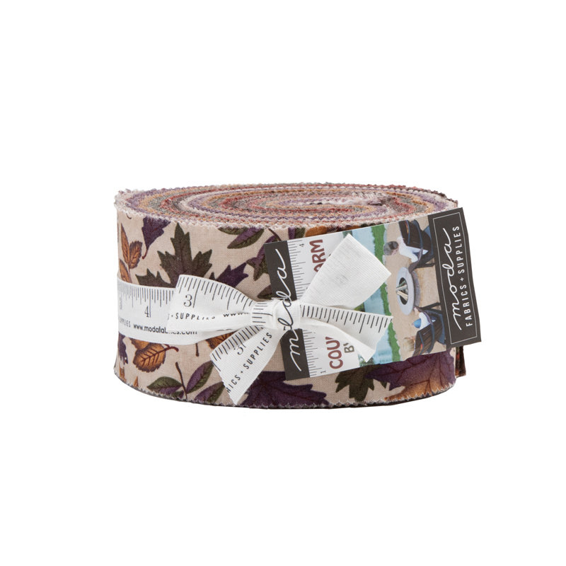 Moda Jelly Roll - Country Charm by Holly Taylor