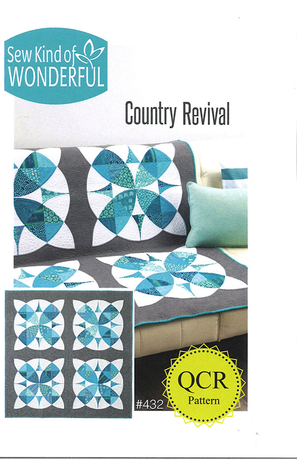 Country Revival Pattern by Sew Kind Of Wonderful