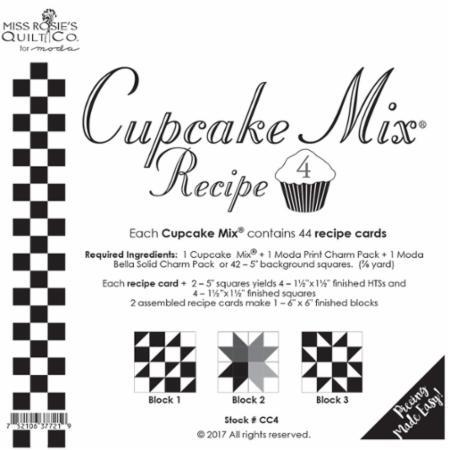 Cupcake Recipe Number 4
