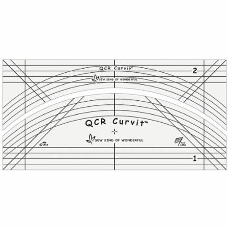 Curvit Longarm Quick Curve Ruler