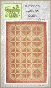 Daphne's Garden Quilt Pattern