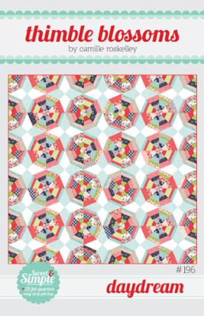 Daydream Pattern by Camille Roskelley