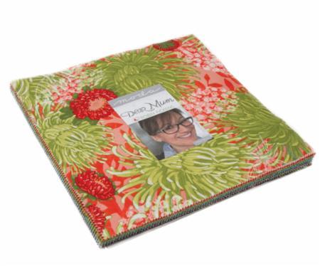Moda Layer Cake - Dear Mum by Robin Pickens