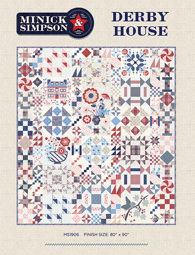 Derby House BOM Book