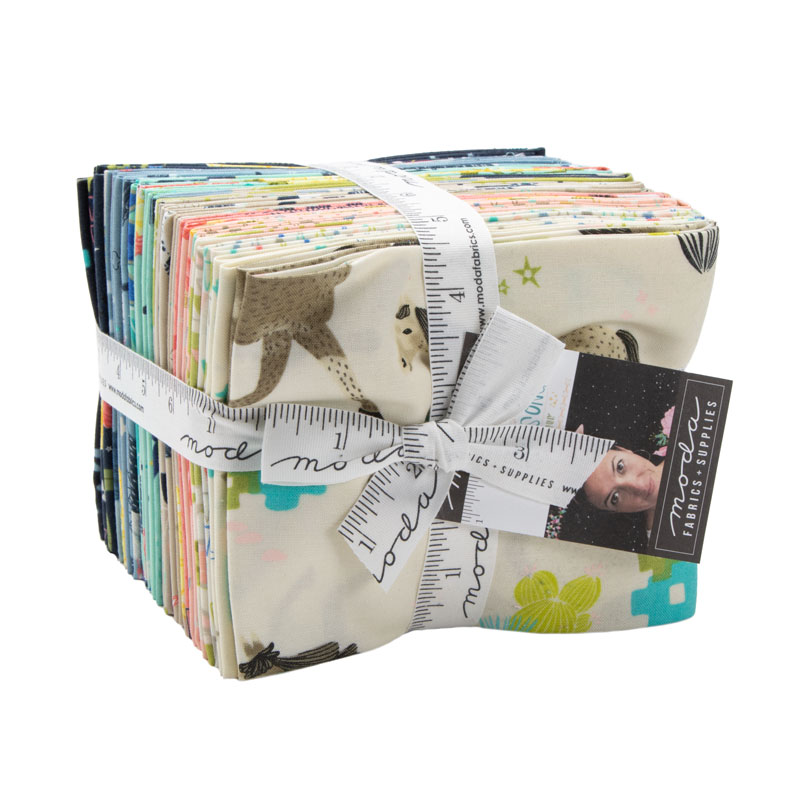 Moda Fat Quarter Bundle - Desert Song by Mara Penny