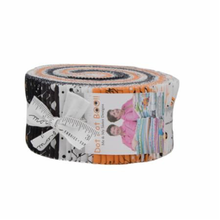 Moda Jelly Roll - Dot Dot Boo by Me & My Sister