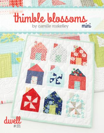 Dwell Mini Pattern by Camille Roskelley