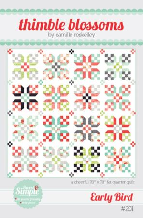 Early Bird Pattern by Camille Roskelley