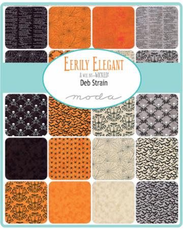 Moda Layer Cake - Eerily Elegant by Deb Strain