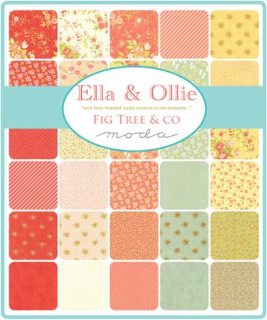 Moda Layer Cake - Ella & Ollie by Fig Tree & Co