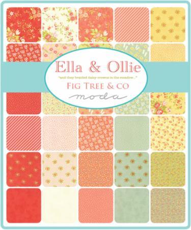 March/18 - Ella & Ollie Charm Pack