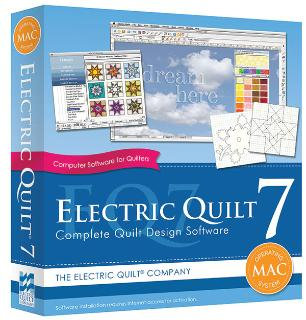 EQ7 Electric Quilt 7 ***MAC VERSION***