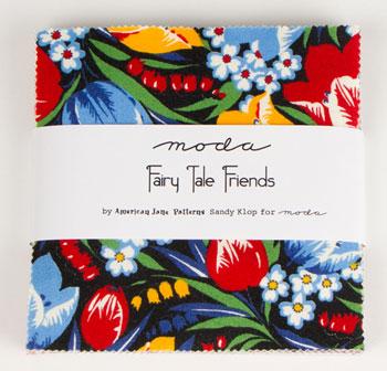 Moda Charm Pack - Fairy Tale Friends by American Jane