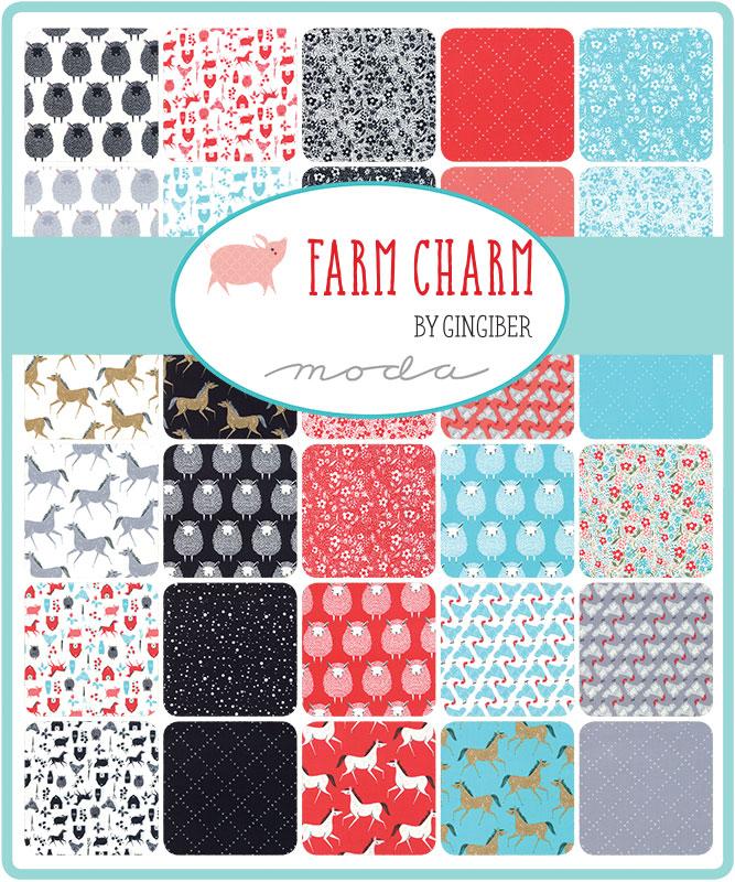 Feb/20 - Farm Charm Charm Pack