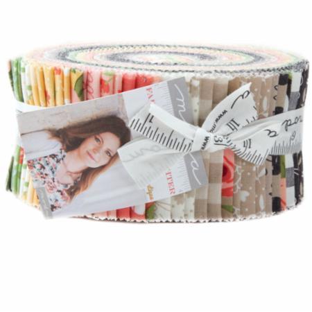 Moda Jelly Roll - Farmers Daughter by Lella Boutique