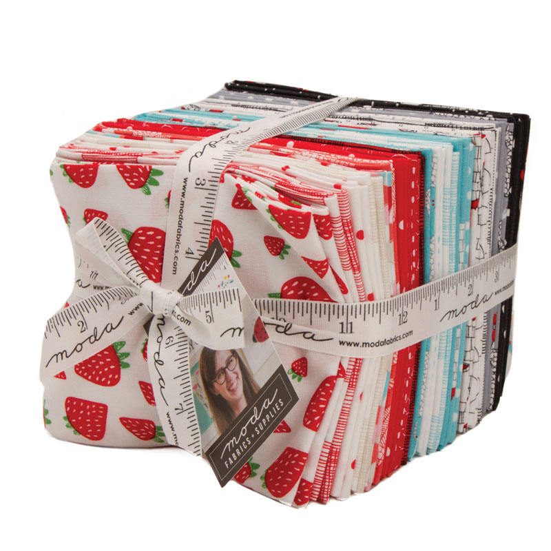 Moda Fat Quarter Bundle - Farm Fresh by Gingiber