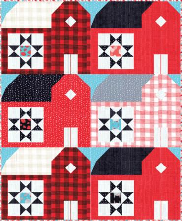 Nov/18 - Farm Fresh Quilt Kit