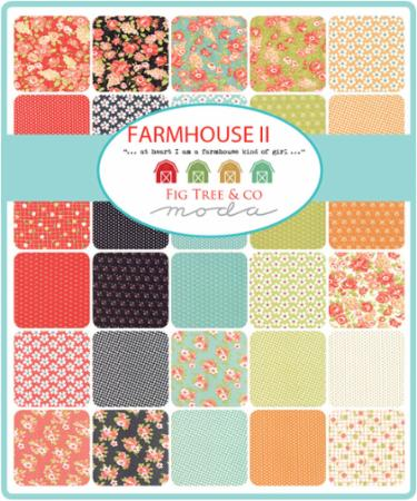 Oct/18 - Farmhouse II Charm Pack