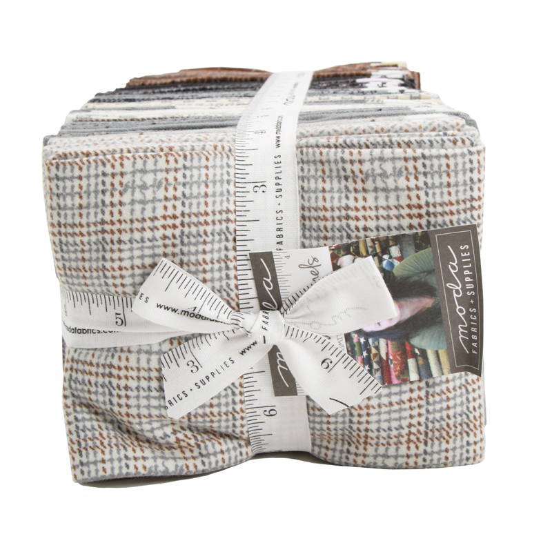 Moda Fat Quarter Bundle - Farmhouse Flannels by Primitive Gatherings