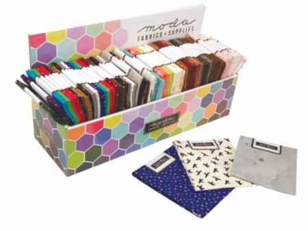 Moda Color Box 75 Fat Quarters