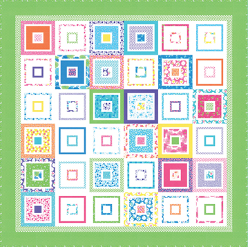 Jan/20 - Fiddle Dee Dee Quilt Kit