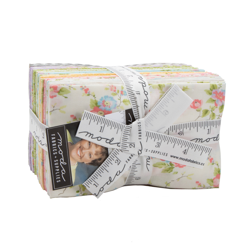 Moda Fat Eighth Bundle - Finnegan by Brenda Riddle Designs