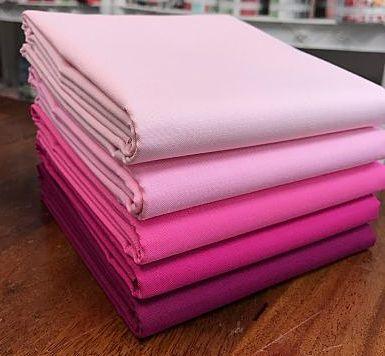 Flamingo Bella Solids Bundle