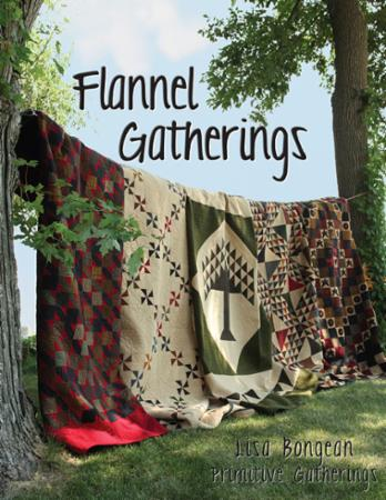 Flannel Gatherings Book