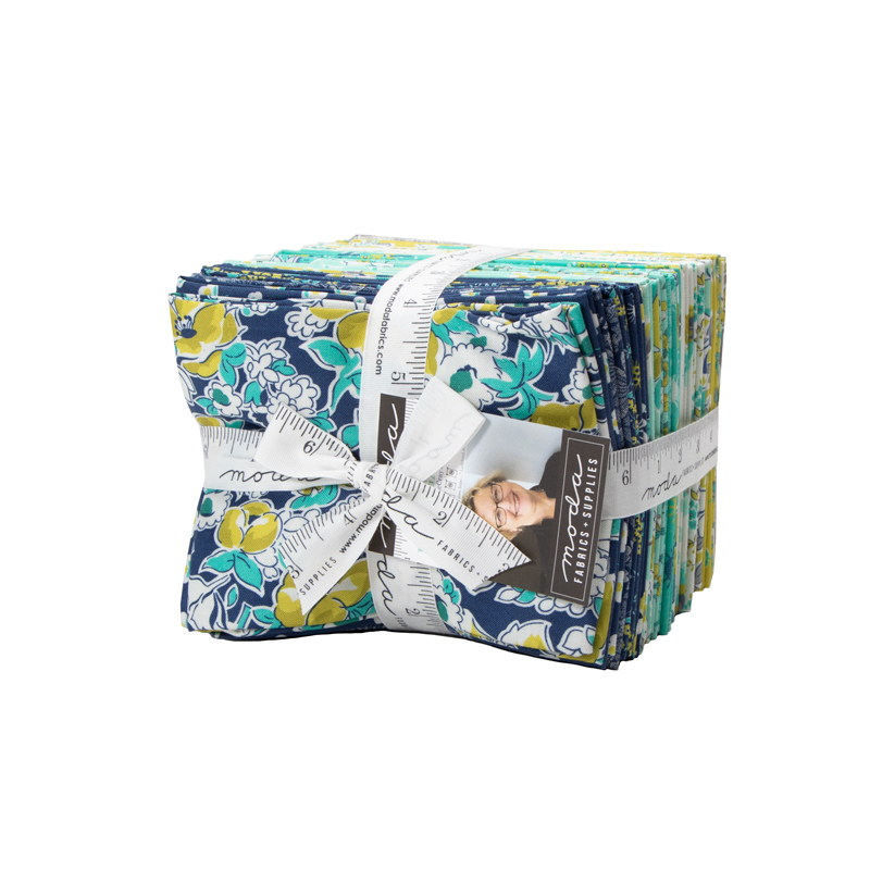 Moda Fat Quarter Bundle - Flour Garden by Linzee Kull McCray