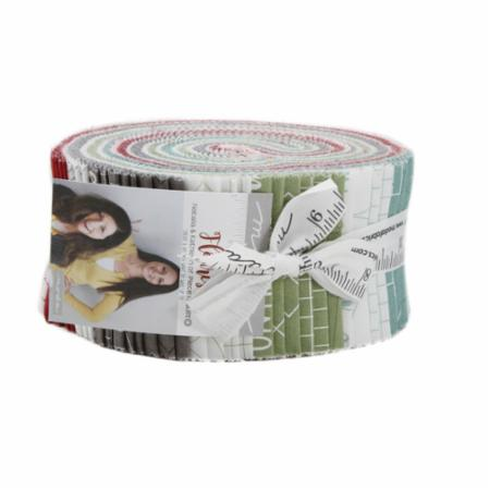 Moda Jelly Roll - Flourish by Natalia & Kathleen