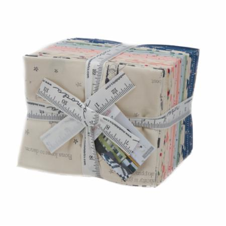 Moda Fat Quarter Bundle - Freya Friends by Janet Clare
