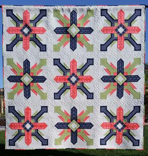 Free Spirit Quilt Pattern