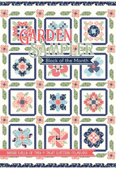 Garden Sampler BOM Book
