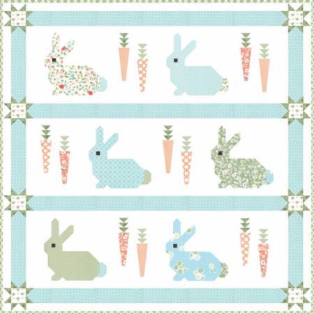 Moda Quilt Kit - Garden Variety by Lella Boutique
