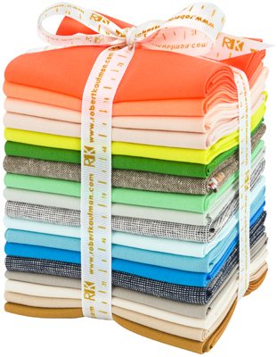 Robert Kaufman Fat Quarter Bundle - Gleaned Coordinates