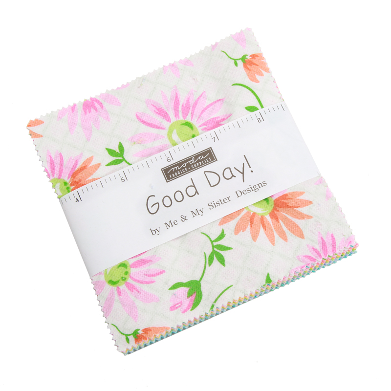 Moda Charm Pack - Good Day by Me & My Sister
