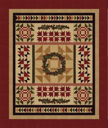 Moda Quilt Kit - Gooseberry Lane by Kansas Troubles Quilters