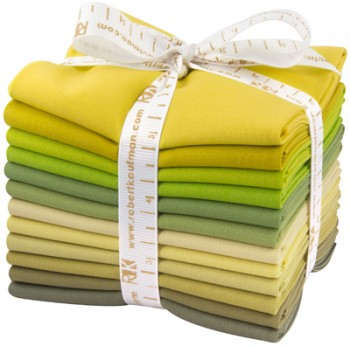 Robert Kaufman Fat Quarter Bundle - Grasslands