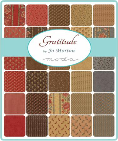 Moda Layer Cake - Gratitude by Jo Morton