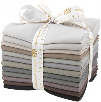 Robert Kaufman Fat Quarter Bundle - Gray Area