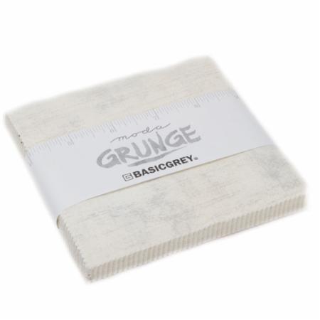 Moda Charm Pack - Grunge Creme