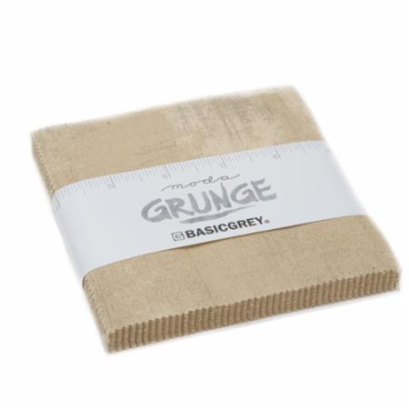 Moda Charm Pack - Grunge Tan