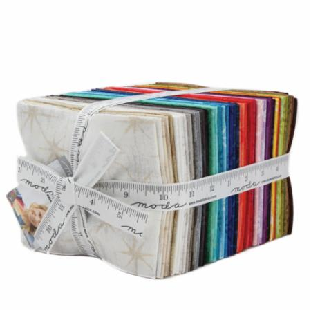 Moda Fat Quarter Bundle - Grunge Seeing Stars