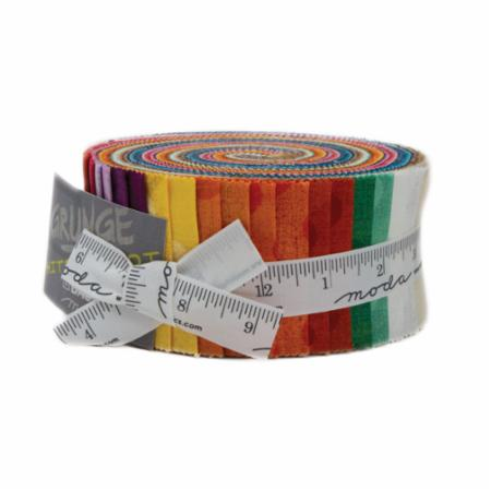 Moda Jelly Roll - Grunge Hits The Spots New Colors