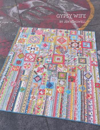 Gypsy Wife Book