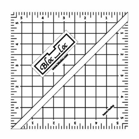 Half Square Triangle Ruler 5.5 Inch